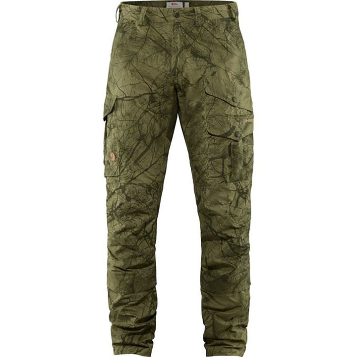 Fjallraven Men's Barents Pro Hunting Trouser - green camp/deep forest hero
