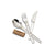 Primus CampFire Cutlery Set - 3pc Stainless