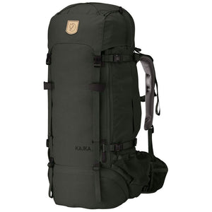Fjallraven Kajka Trekking Backpack - forest green