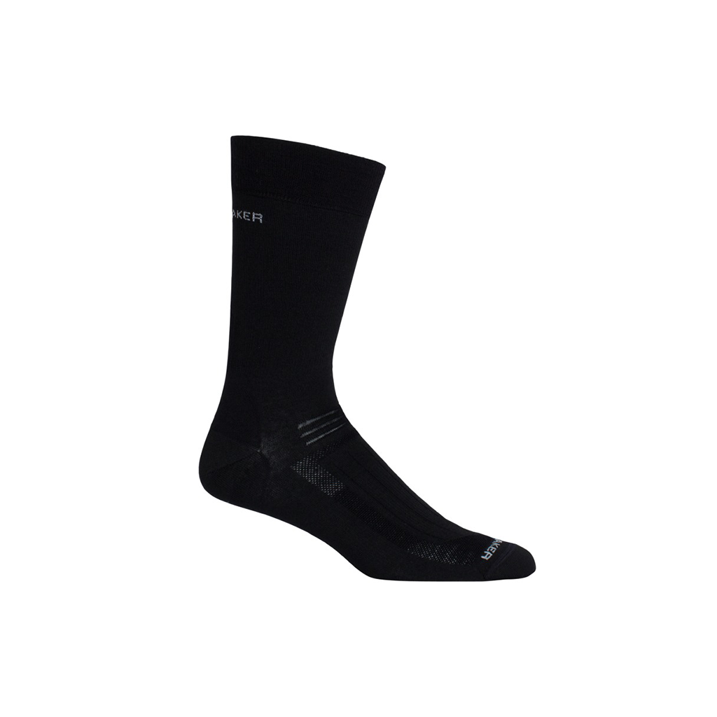 Icebreaker Men's Hike Liner Crew Sock