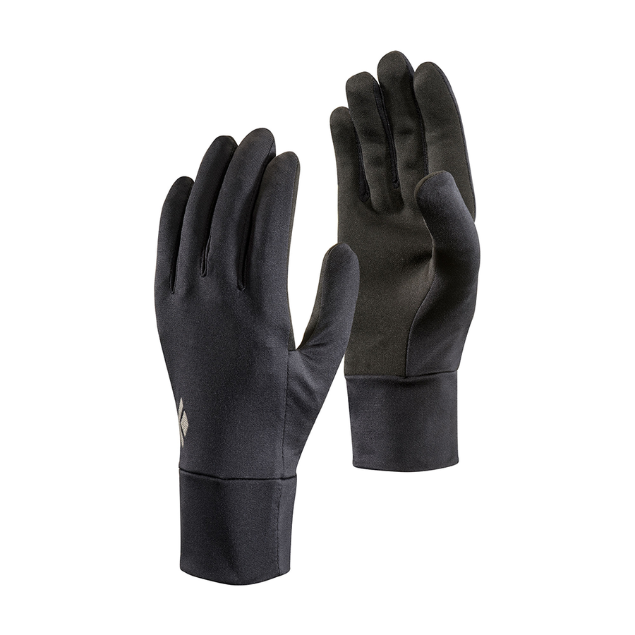 Black Diamond Lightweight Screentap Gloves - Touchscreen Friendly