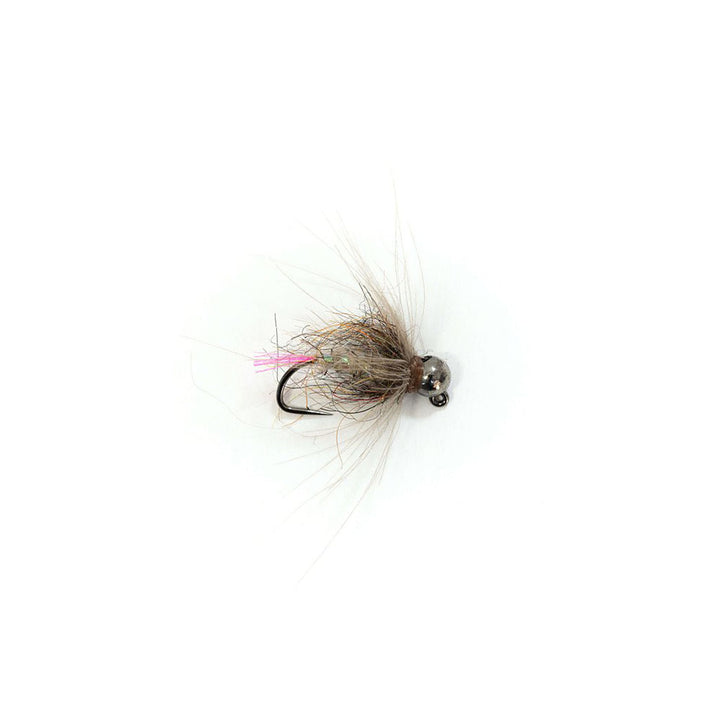 Category 3 Gummers Generic Crusher - Black Tungsten Bead Nymph