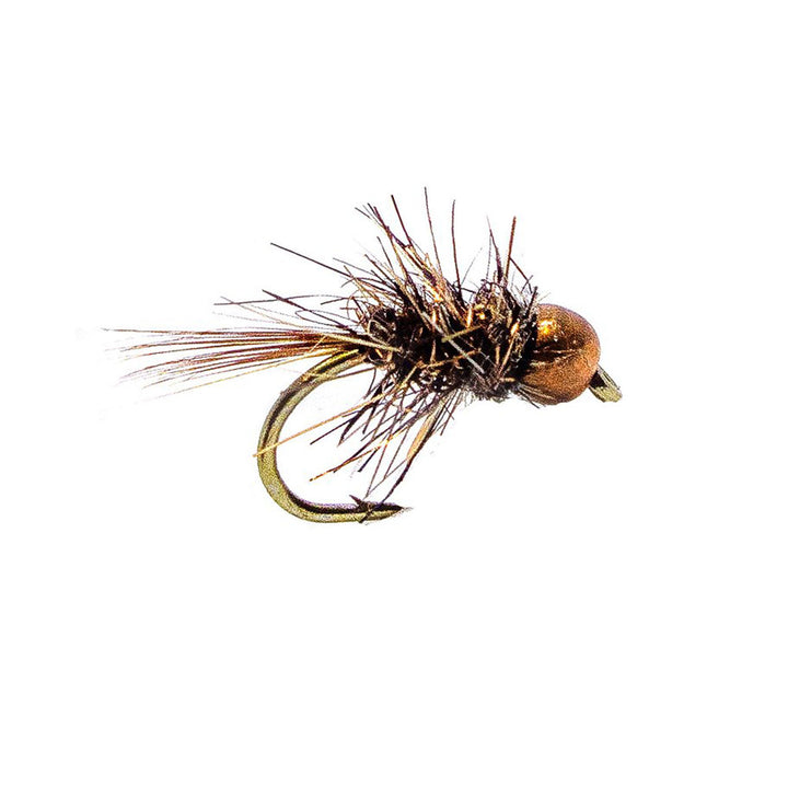 Category 3 Hare & Copper - Copper Tungsten Bead Nymph