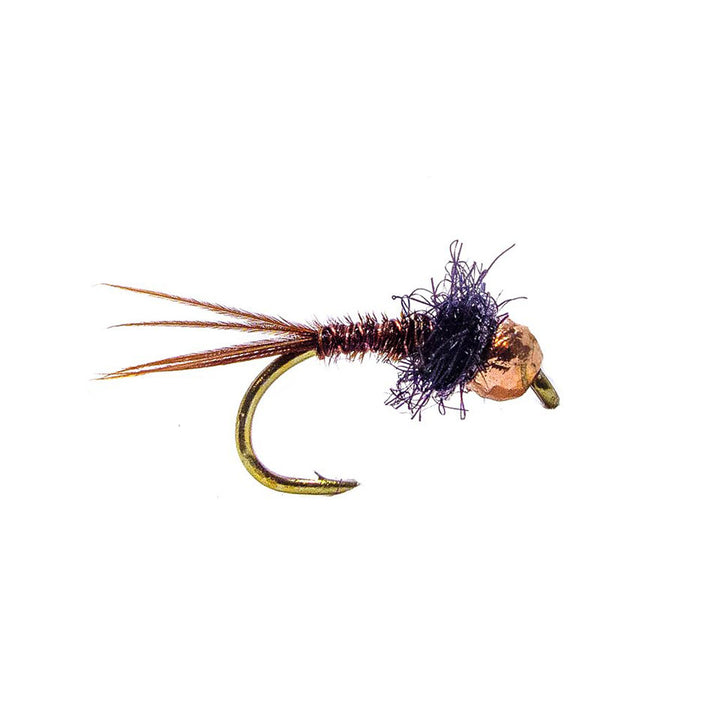 Category 3 Hoover - Copper Tungsten Bead Nymph