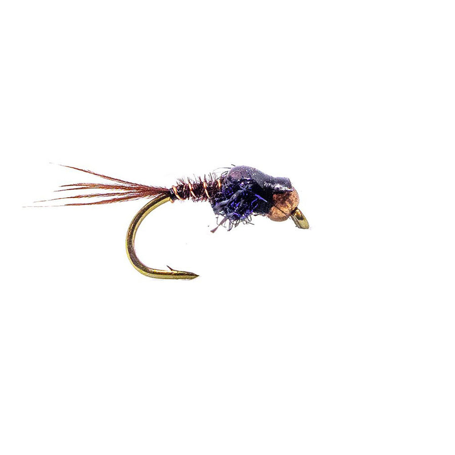 Category 3 York - Copper Tungsten Bead Nymph