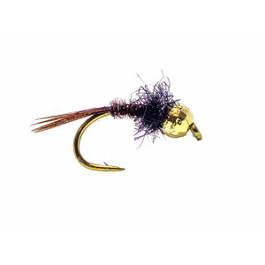 Category 3 Hoover - Gold Tungsten Bead Nymph