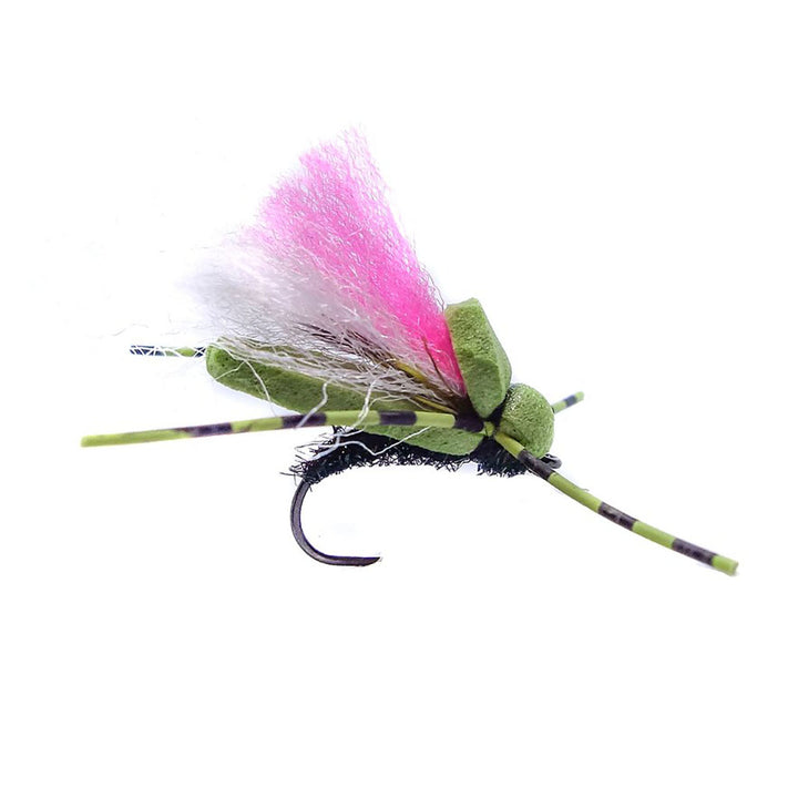 Category 3 Woomfah - Dry Fly - Olive