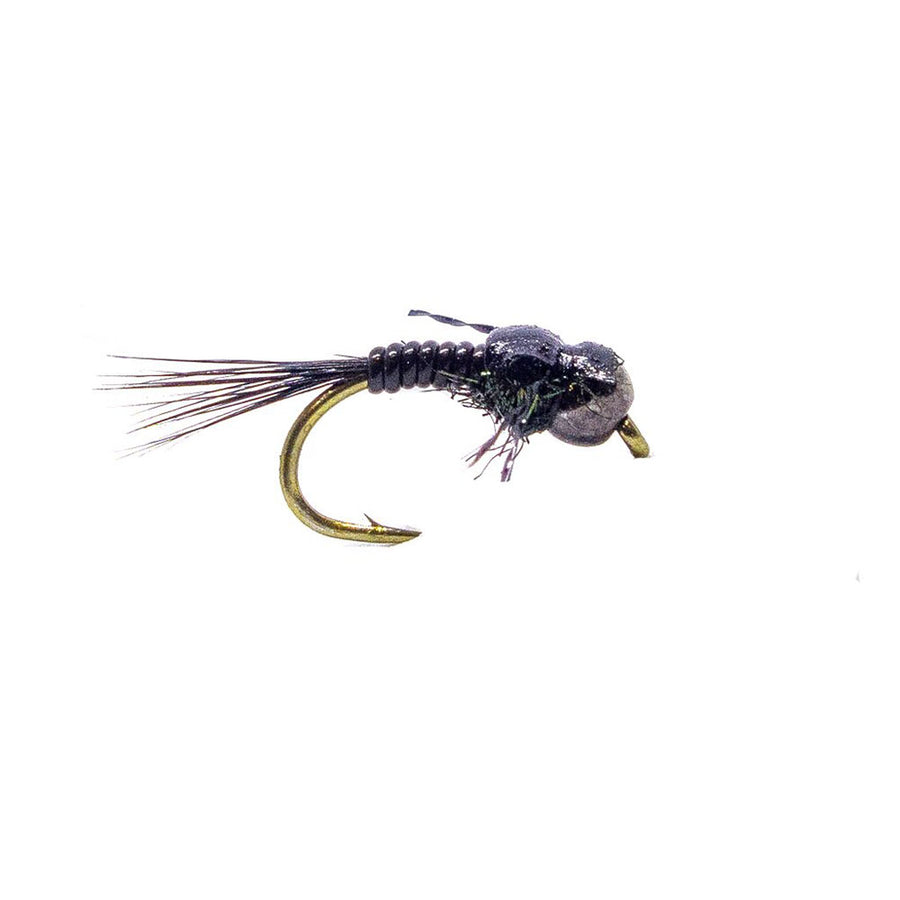 Category 3 Magic May - Black Tungsten Bead Nymph