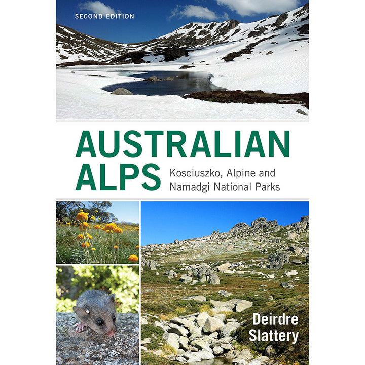 Australia Alps - Kosciuszko, Alpine and Namadgi National Parks