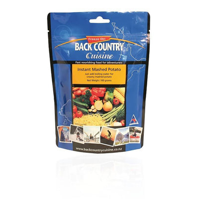 BackCountry Cuisine Freeze Dried Meal Complements