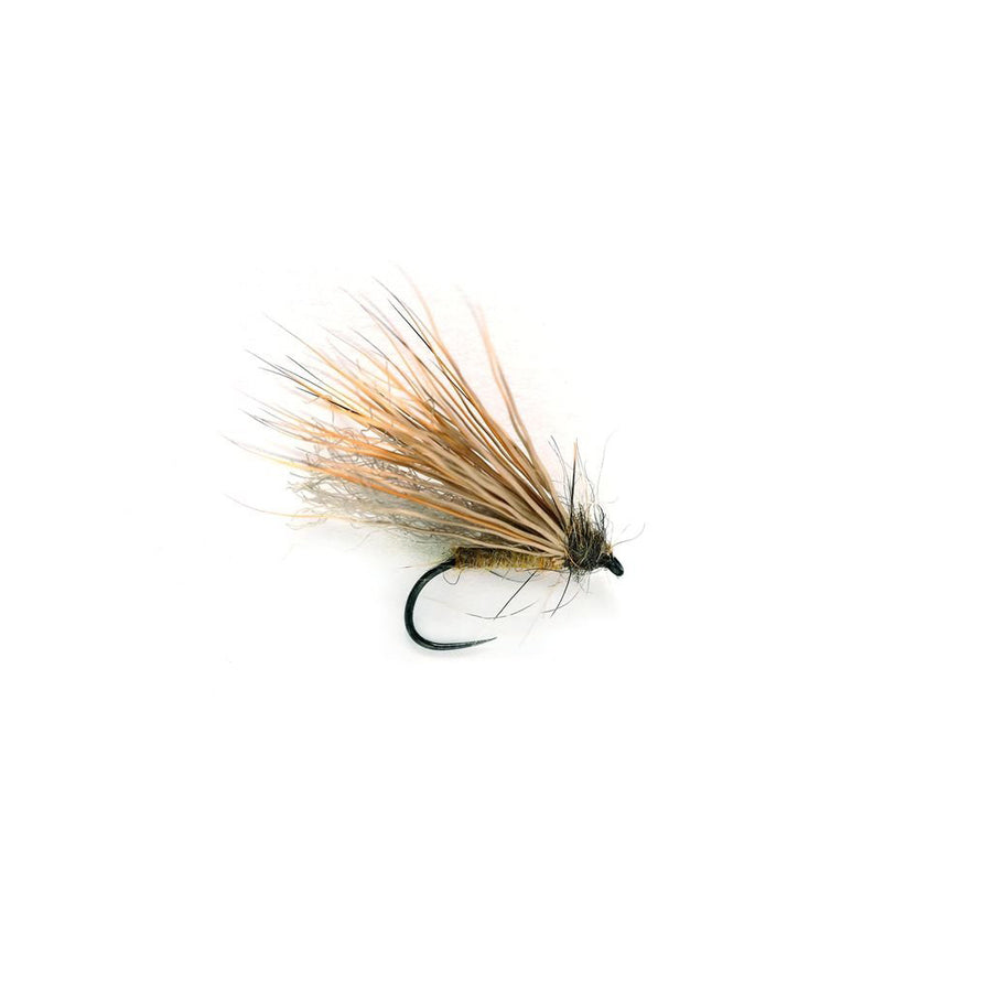Fulling Mill Retirer Sedge - Barbless Premium Dry Fly