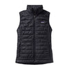 Patagonia Women's Nano Puff Insulated Vest - Black