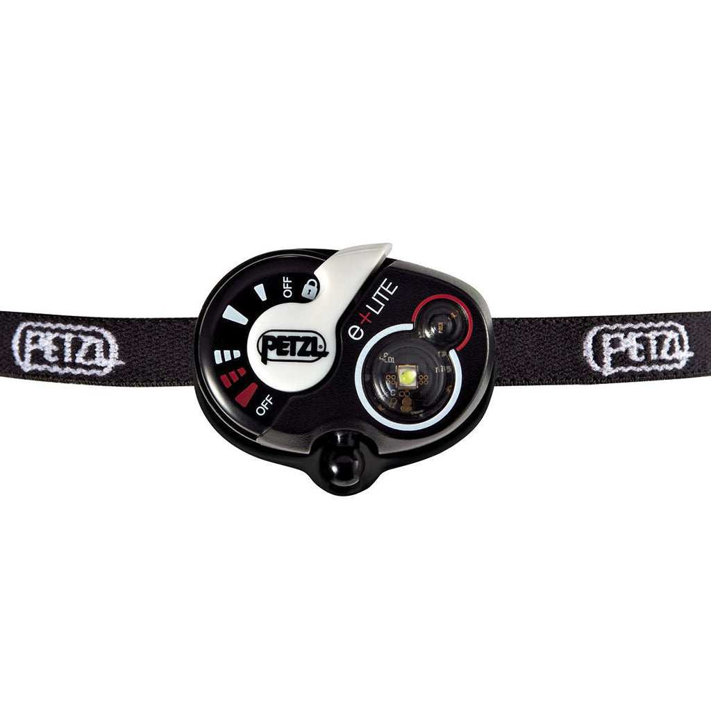 Petzl e+Lite Emergency Headlamp - 50 Lumens