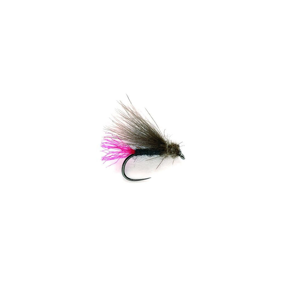 Fulling Mill Barry's CDC Red Tag - Barbless Premium Dry Fly