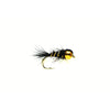 Fulling Mill Hares Ear Premium Nymph - Black Gold Tungsten Bead