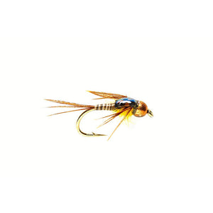 Fulling Mill Brass Bead Mayfly Micro - Premium Nymph
