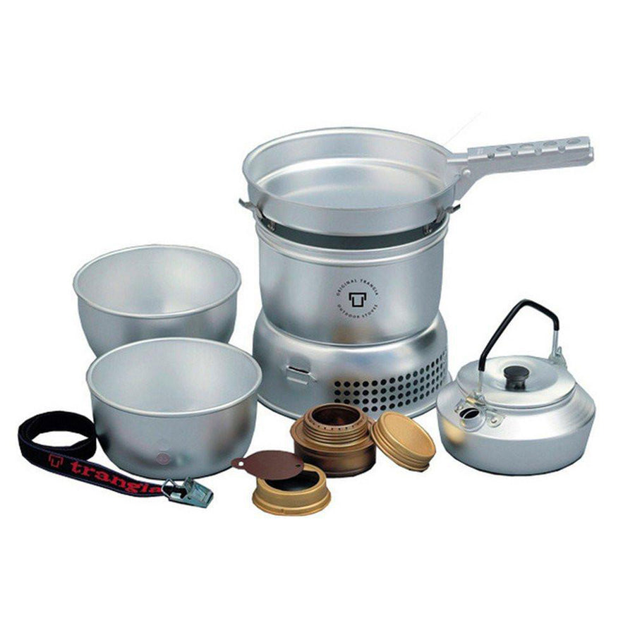 Trangia 27-2 UL Ultra-Light Stove Set with Kettle