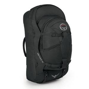 Osprey Farpoint 70 Litre Travel Backpack - Volcanic Grey