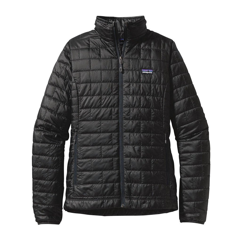 Patagonia Women's Nano Puff Insulated Jacket - Black