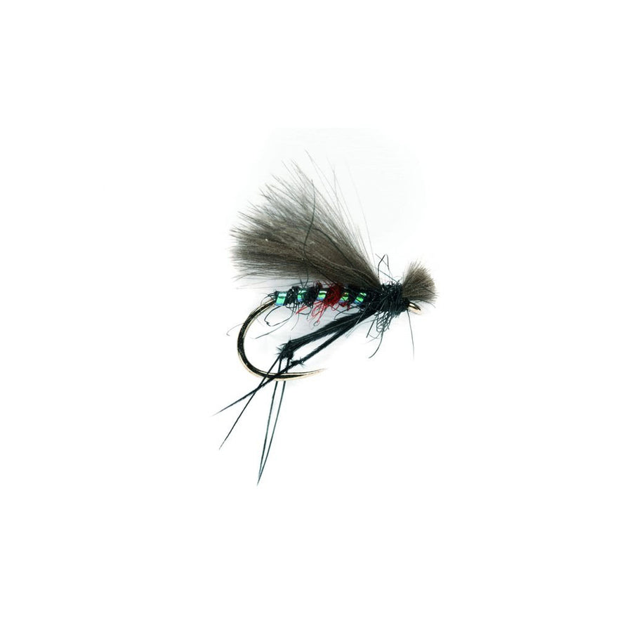 Fulling Mill CDC Bibio - Barbless Premium Dry Fly