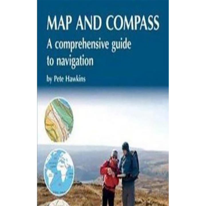 Map and Compass - The Art of Navigation by Pete Hawkins (Cicerone Guide)