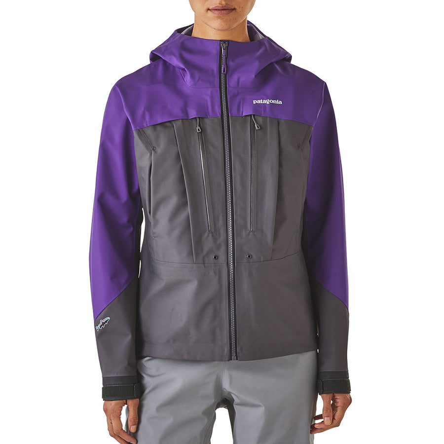 Patagonia Women's River Salt Jacket - Purple