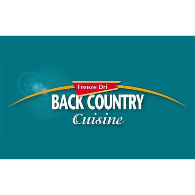 BackCountry Cuisine Freeze Dried Lamb Meals - Single Serve