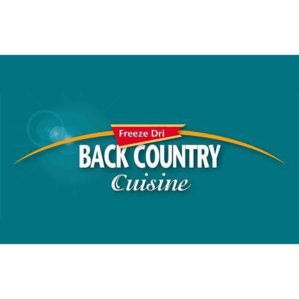 BackCountry Cuisine Freeze Dried Chicken Meals - Single Serve