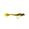Fulling Mill Living Damsel (Dark Olive) - Premium Nymph