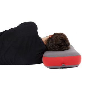 Exped Mega Pillow - Large Fleece-Padded Air Pillow