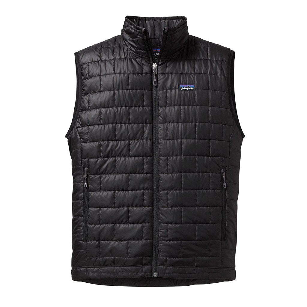 54f38b0fcaacf Patagonia Men's Nano Puff Insulated Vest - Tom's Outdoors