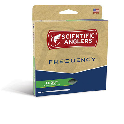 Scientific Anglers Frequency Trout Double Taper Mist Green
