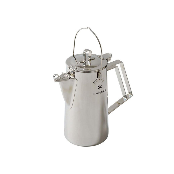 Snow Peak Stainless Steel Kettle 1.8L