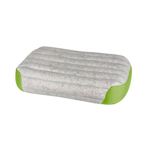 Sea to Summit Aeros Down Pillow Deluxe Rear - lime