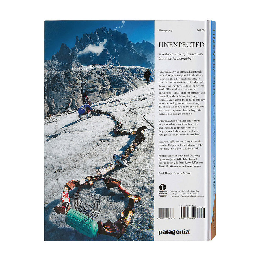 Unexpected - 30 years of Patagonia Catalog Photography