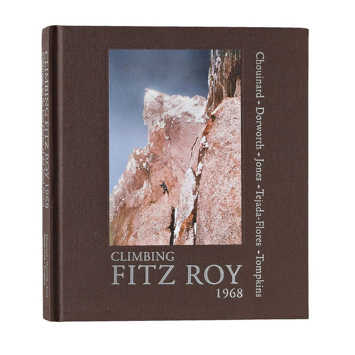 Climbing Fitz Roy 1968 - cover