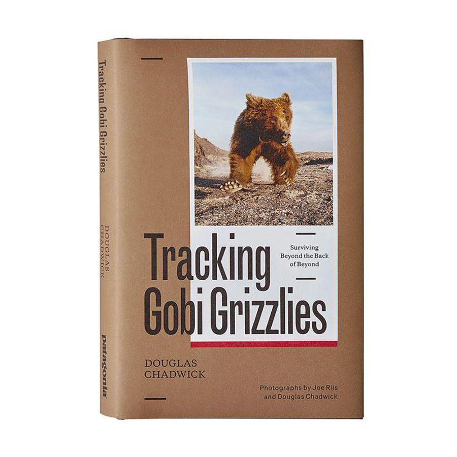 Tracking Gobi Grizzlies - cover