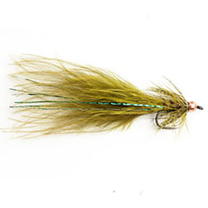 Fulling Mill Christopher Bassano's Tungsten Copper Bead McGoo - Wet Fly