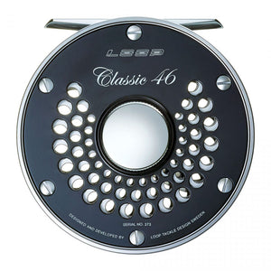 LOOP Classic Fly Reel - hero