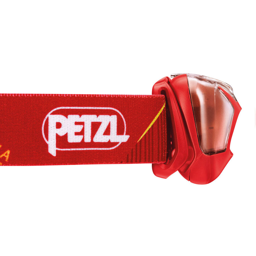 Petzl Tikkina Hybrid Concept Headlamp 250 - Red Side