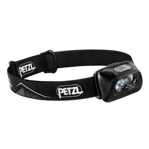 Petzl Actik CORE - Black
