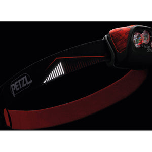 Petzl Actik CORE - Red - Charge