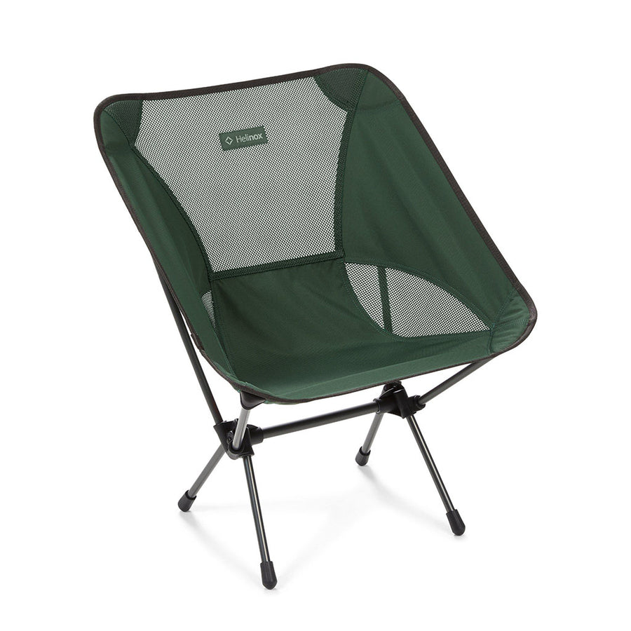 Helinox Chair One - An Icon of Lightweight Design - forest green hero