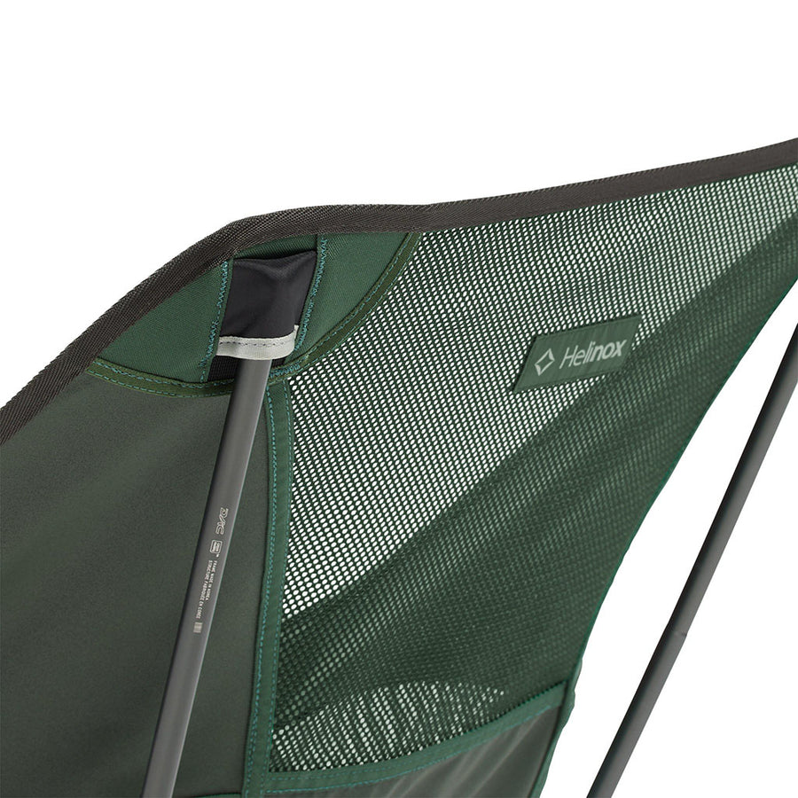 Helinox Chair One - An Icon of Lightweight Design - forest green - detail 2