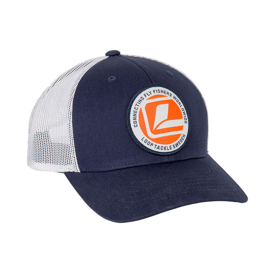 Loop Tackle Connect Cap - Blue/White