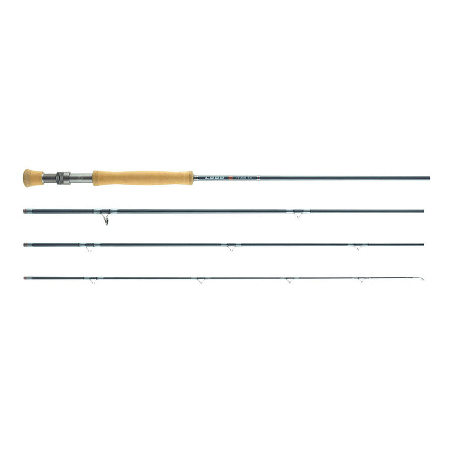 LOOP Q Fly Rod - Single Handed Fly Fishing Rod  - #10 / 9' - 4pc
