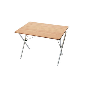 Snow Peak Single Action Bamboo Table Top - regular hero