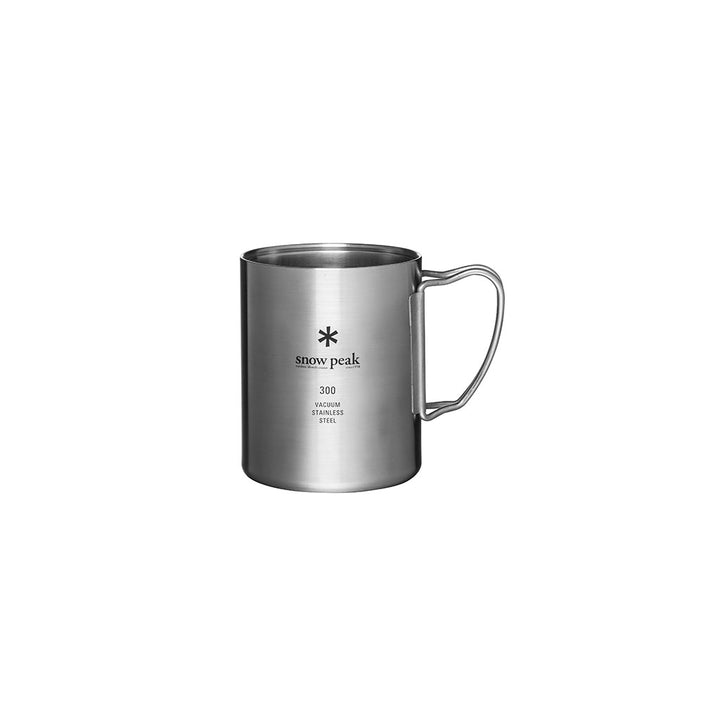 Snow Peak Stainless Vacuum Double Wall Mug - 300 hero