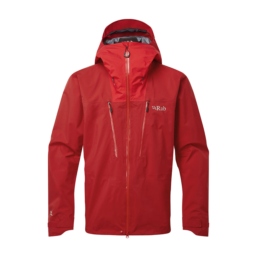 Rab Men's Muztag GTX Alpine Jacket Ascent Red Front