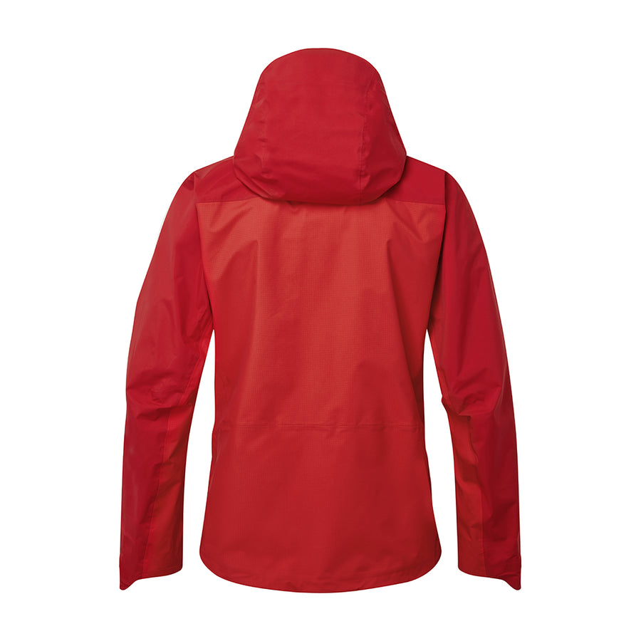 Rab Men's Muztag GTX Alpine Jacket Ascent Red Back